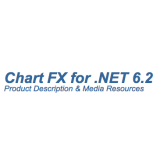 Chart FX for .NET 6.2 Production Server License (CNF62A)