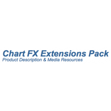 Chart FX Extensions Pack Test Server License (CEP70P)