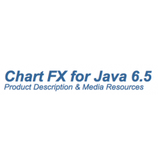 Chart FX for Java 6.5 Production Server License (CJF65A)